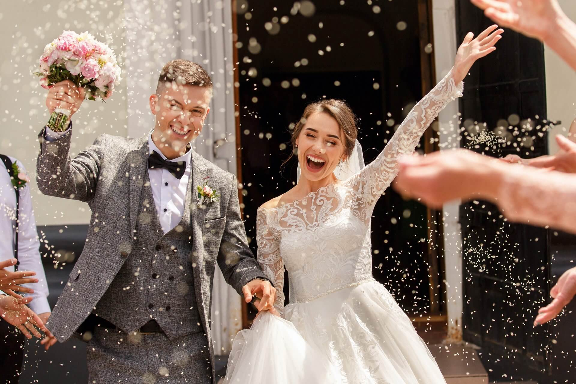 Svadba na kojoj će svi želeti da budu!